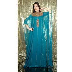 New Arrival Muslim Clothing Dubai Casual Abaya Dress
