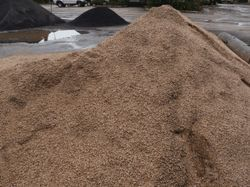 Crushed Sand Materials