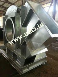 180 kW ID Fan for Incinerator Application