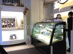 Cold Display Pastry Counter