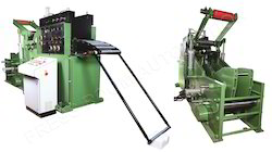 Heavy Duty Hydraulic Cradle Type Decoiler Cum Straightener