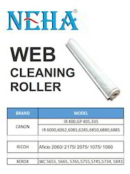 Web Cleaning Roller