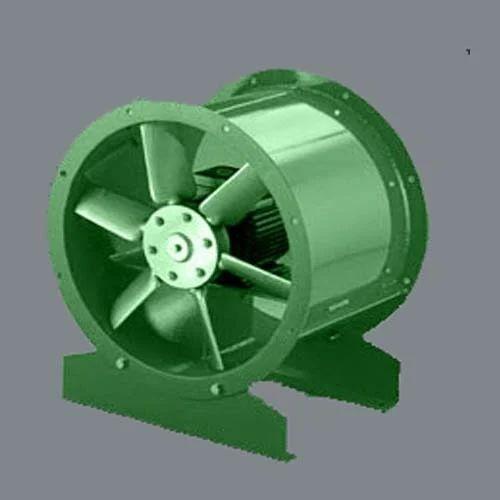 Tube Axial Fan Tube Axial Flow Fan Service Provider From