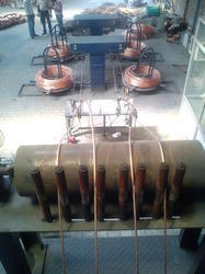 Vertical Continuous Oxygen Free Copper Rod Casting Machine