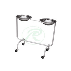 Wash Basin Double  With Stand