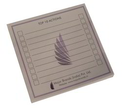 Eco Friendly Promotional Sticky Notepad