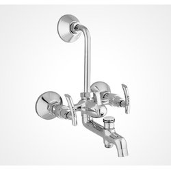 Wall Mixer 3 In 1 with L Bend Seato