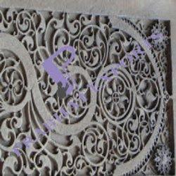 Carving In Stone Jali