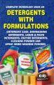 Detergent Formulations Book