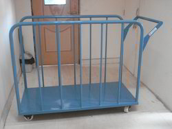 Heavy Duty Material Handling Trolley