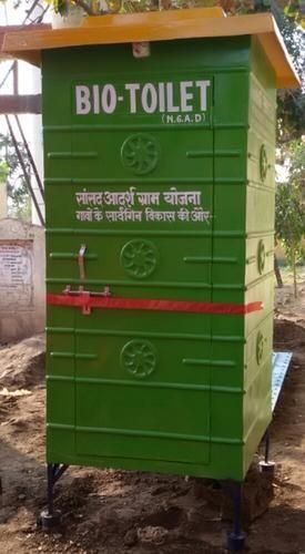 Bio Digester Bio Toilet Cabin Manufacturer From Nagpur