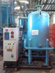 Nitrox Psa Technology Desiccant Air Dryers, -40 C, Automation Grade: Automatic
