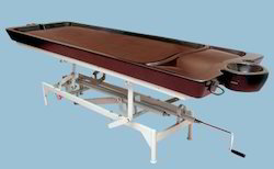 Dharapathy / Dhroni massage Table