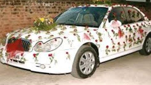 Wedding planning catering service service provider from mangalore car decoration junglespirit Image collections