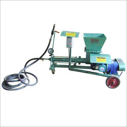 Electric Cement Grout Pump