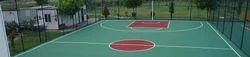 Hardcourt Sports Surfaces