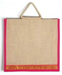 Dyed Canvas & Cotton Jute Shopping Carry Bags