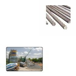Wire Rope for RMC Plant Lh/Rh