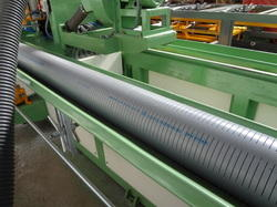 PVC Pipe Slitting Machine