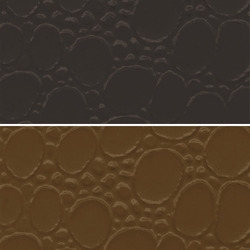 Brown PVC Leather Cloth
