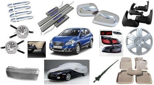 Car Accessories 4 Car Accessories For Maruti Suzuki S Cross Wholesaler From Delhi
