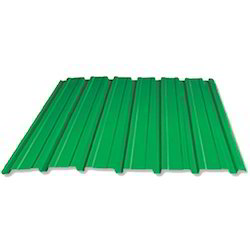 Colour Coated Roofing Sheet At Best Price In India