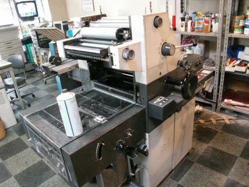 Ryobi automatic 480 k offset printing machine double master usage hamada 612 offset press printing machines publicscrutiny Images