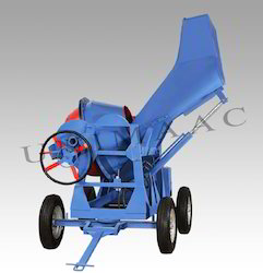 One Bag Concrete Mixer Machine With Hopper