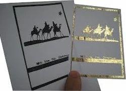 Foils (Glod & Silver) Printing