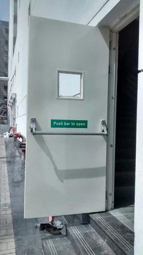 Panchal Metal Fire Resistant Doors