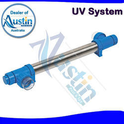 Fully Automatic Mild Steel UV Water Treatment