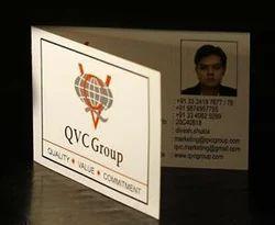 Visitors Card