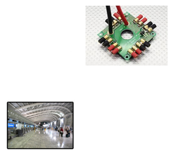 Power Distribution Board For Airport