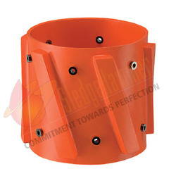 Welded Spiral Vane Solid Rigid Centralizer Fixed 01 DSW03