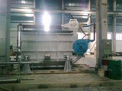 Skelner Tilting Type Aluminum Melting Furnace