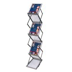 Metal Catalog Holder Stand