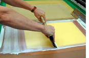Screen Printings Service