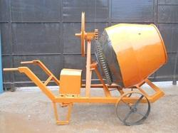 New BUILD KING Hand Concrete Mixer, Capacity: 100 L