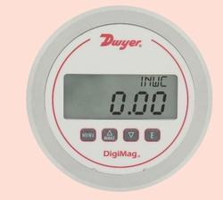 Digital Differential Pressure and Flow Gauges
