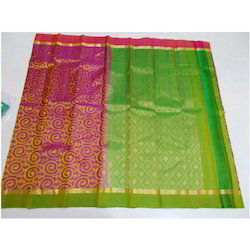Emboss Fancy Silk Sarees