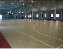 Basketball Court PVC