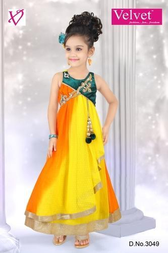 9d6edd8c8f5c Kids Ethnic Wear - Small Girls Ethnic Wear Manufacturer from Mumbai
