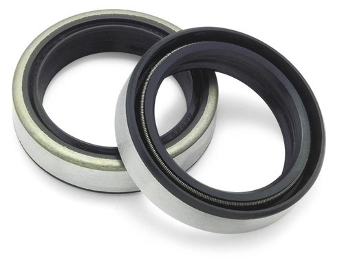 Oil Seal - Silicone Oil Seal Ring OEM Manufacturer from Delhi