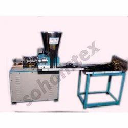 自动长agarbatti制造机,超过8000,100-150笔划/分钟