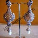 Designer Pearl Earring