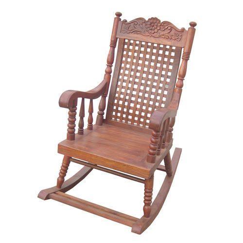 sc 1 st  IndiaMART & Wooden Rocking Chair at Best Price in India