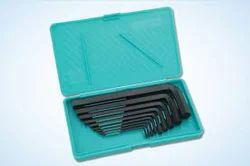 Taparia Allen Keys Set(Inch Sizes) Black Finish Box