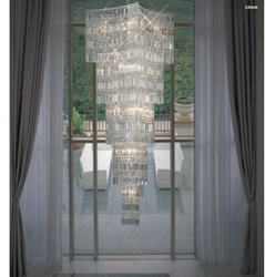 Diyas Double Floor Chandelier Giani
