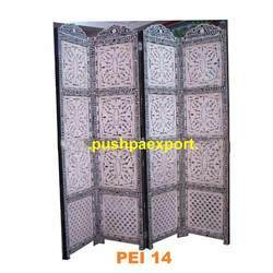 Bone Inlay Screen Partitions