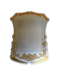gold foil paper certificate awards trophies acrylic house in